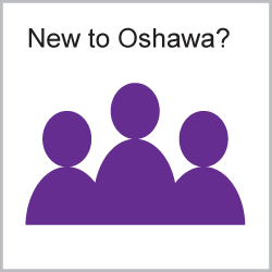 New to Oshawa Category